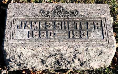 SHETLER, JAMES - Richland County, Ohio | JAMES SHETLER - Ohio Gravestone Photos