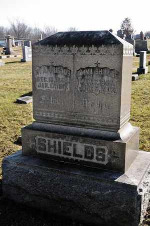 SHIELDS, GEORGE A - Richland County, Ohio | GEORGE A SHIELDS - Ohio Gravestone Photos