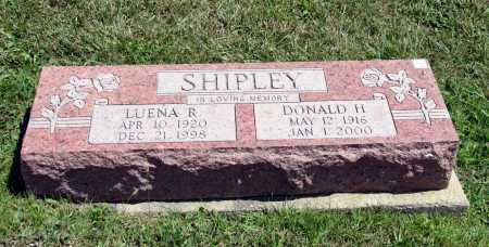 SHIPLEY, DONALD - Richland County, Ohio | DONALD SHIPLEY - Ohio Gravestone Photos
