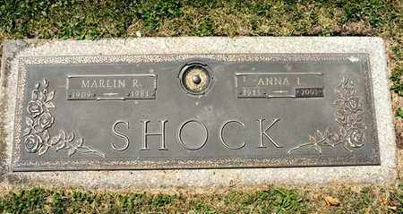 SHOCK, ANNA L - Richland County, Ohio | ANNA L SHOCK - Ohio Gravestone Photos