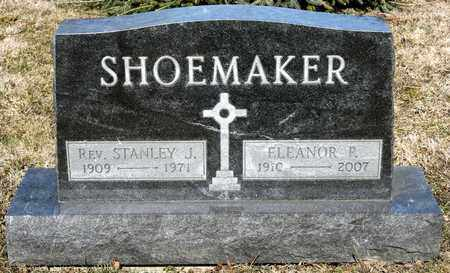 SHOEMAKER, STANLEY J - Richland County, Ohio | STANLEY J SHOEMAKER - Ohio Gravestone Photos
