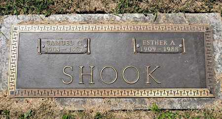 SHOOK, SAMUEL - Richland County, Ohio | SAMUEL SHOOK - Ohio Gravestone Photos