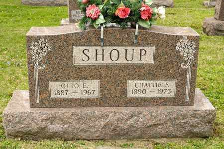 SHOUP, OTTO E - Richland County, Ohio | OTTO E SHOUP - Ohio Gravestone Photos