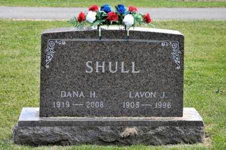 SHULL, DANA H - Richland County, Ohio | DANA H SHULL - Ohio Gravestone Photos