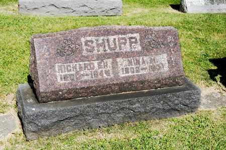 SHUPP, NINA M - Richland County, Ohio | NINA M SHUPP - Ohio Gravestone Photos