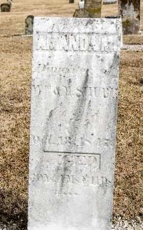 SHURR, AMANDA M - Richland County, Ohio | AMANDA M SHURR - Ohio Gravestone Photos