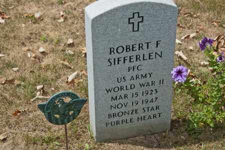 SIFFERLEN, ROBERT F - Richland County, Ohio | ROBERT F SIFFERLEN - Ohio Gravestone Photos