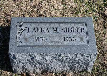 SIGLER, LAURA M - Richland County, Ohio | LAURA M SIGLER - Ohio Gravestone Photos