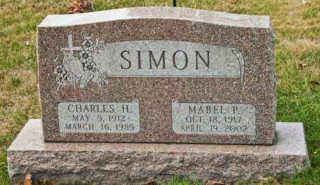 SIMON, CHARLES H - Richland County, Ohio | CHARLES H SIMON - Ohio Gravestone Photos