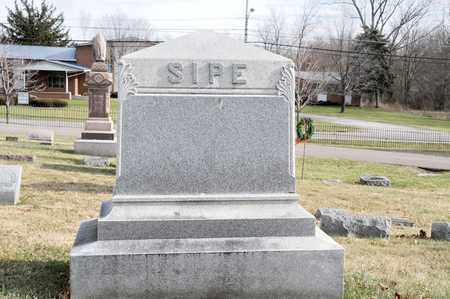 SIPE, ALMANZA R - Richland County, Ohio | ALMANZA R SIPE - Ohio Gravestone Photos