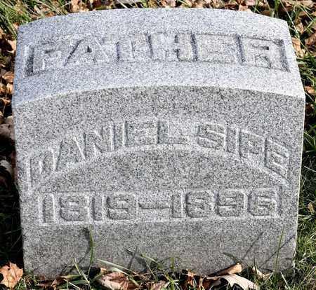 SIPE, DANIEL - Richland County, Ohio | DANIEL SIPE - Ohio Gravestone Photos