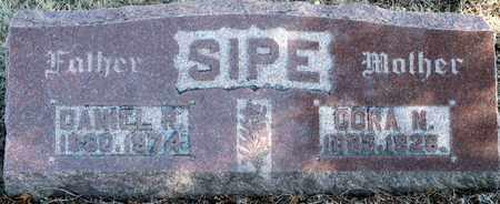 SIPE, DANIEL R - Richland County, Ohio | DANIEL R SIPE - Ohio Gravestone Photos