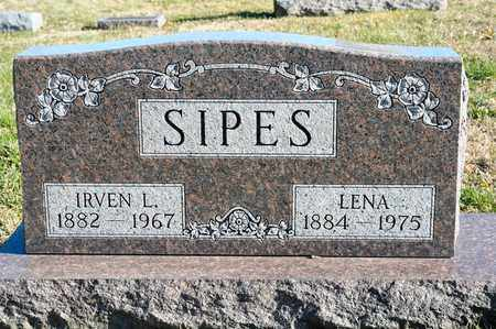 SIPES, LENA - Richland County, Ohio | LENA SIPES - Ohio Gravestone Photos