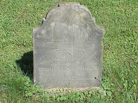 SIRK, CHRISTINA - Richland County, Ohio | CHRISTINA SIRK - Ohio Gravestone Photos