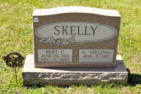 SKELLY, BERT C - Richland County, Ohio | BERT C SKELLY - Ohio Gravestone Photos