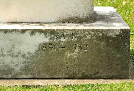 SKILES, INA N - Richland County, Ohio | INA N SKILES - Ohio Gravestone Photos