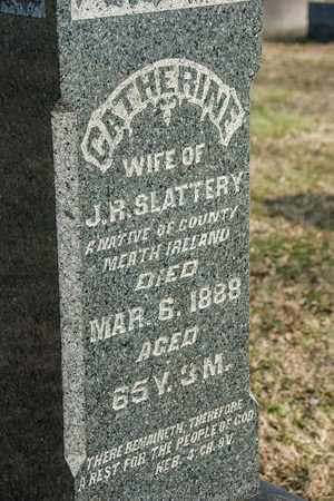 SLATTERY, CATHERINE - Richland County, Ohio | CATHERINE SLATTERY - Ohio Gravestone Photos