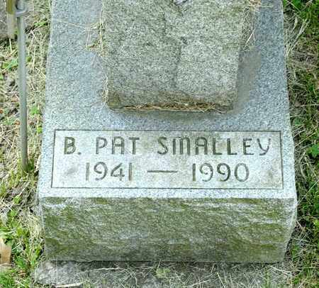 SMALLEY, B PAT - Richland County, Ohio | B PAT SMALLEY - Ohio Gravestone Photos