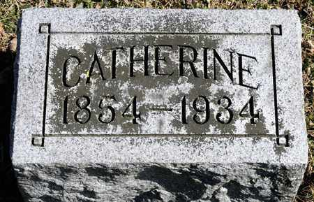 SMALTZ, CATHERINE - Richland County, Ohio | CATHERINE SMALTZ - Ohio Gravestone Photos