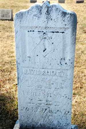 SMILEY, DAVID - Richland County, Ohio | DAVID SMILEY - Ohio Gravestone Photos