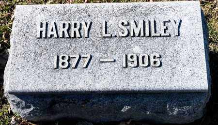 SMILEY, HARRY L - Richland County, Ohio | HARRY L SMILEY - Ohio Gravestone Photos