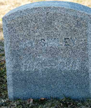 SMILEY, JAY - Richland County, Ohio | JAY SMILEY - Ohio Gravestone Photos