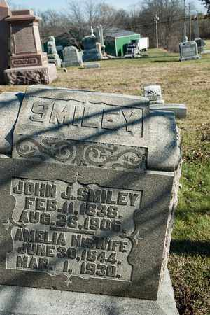 SMILEY, AMELIA - Richland County, Ohio | AMELIA SMILEY - Ohio Gravestone Photos
