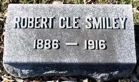 SMILEY, ROBERT CLE - Richland County, Ohio | ROBERT CLE SMILEY - Ohio Gravestone Photos