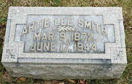 SMITH, ARTIE LEE - Richland County, Ohio | ARTIE LEE SMITH - Ohio Gravestone Photos