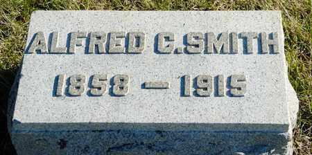 SMITH, ALFRED C - Richland County, Ohio | ALFRED C SMITH - Ohio Gravestone Photos