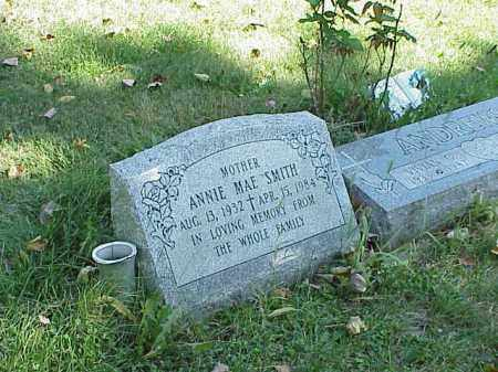 SMITH, ANNIE MAE - Richland County, Ohio | ANNIE MAE SMITH - Ohio Gravestone Photos