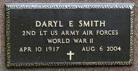 SMITH, DARYL E - Richland County, Ohio | DARYL E SMITH - Ohio Gravestone Photos