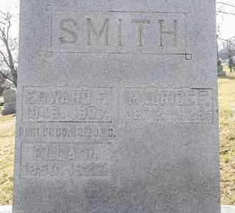 SMITH, MAURICE F - Richland County, Ohio | MAURICE F SMITH - Ohio Gravestone Photos