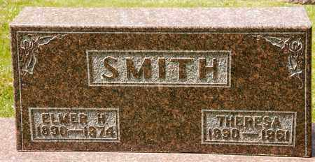 SMITH, ELMER H - Richland County, Ohio | ELMER H SMITH - Ohio Gravestone Photos