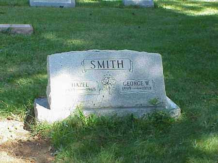 SMITH, GEORGE W. - Richland County, Ohio | GEORGE W. SMITH - Ohio Gravestone Photos
