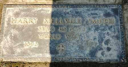 SMITH, HARRY MELLVILE - Richland County, Ohio | HARRY MELLVILE SMITH - Ohio Gravestone Photos