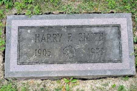 SMITH, HARRY E - Richland County, Ohio | HARRY E SMITH - Ohio Gravestone Photos