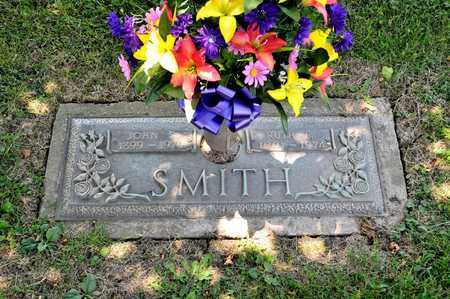 SMITH, RUTH E - Richland County, Ohio | RUTH E SMITH - Ohio Gravestone Photos