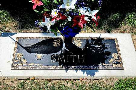 SMITH, JOHN O - Richland County, Ohio | JOHN O SMITH - Ohio Gravestone Photos