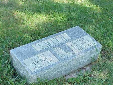SMITH, NEWTON J. - Richland County, Ohio | NEWTON J. SMITH - Ohio Gravestone Photos
