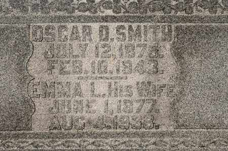 SMITH, OSCAR D - Richland County, Ohio | OSCAR D SMITH - Ohio Gravestone Photos