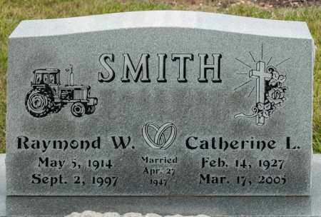 SMITH, RAYMOND W - Richland County, Ohio | RAYMOND W SMITH - Ohio Gravestone Photos