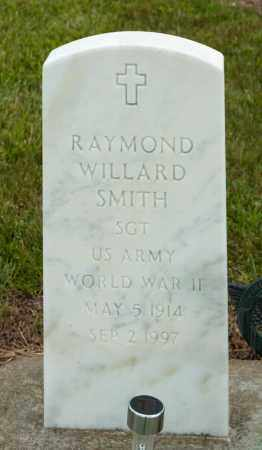 SMITH, RAYMOND WILLARD - Richland County, Ohio | RAYMOND WILLARD SMITH - Ohio Gravestone Photos