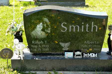 SMITH, ALBERTA - Richland County, Ohio | ALBERTA SMITH - Ohio Gravestone Photos