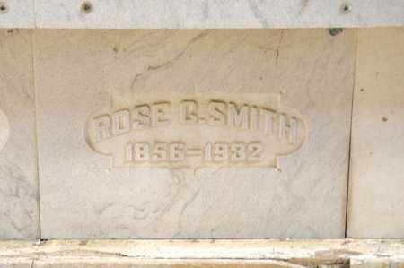 SMITH, ROSE C - Richland County, Ohio | ROSE C SMITH - Ohio Gravestone Photos