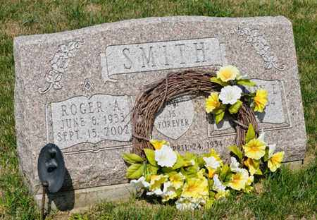 SMITH, ROGER A - Richland County, Ohio | ROGER A SMITH - Ohio Gravestone Photos
