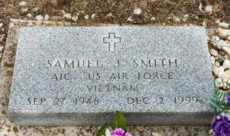 SMITH, SAMUEL J - Richland County, Ohio | SAMUEL J SMITH - Ohio Gravestone Photos