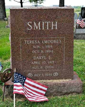 MOORE SMITH, TERESA - Richland County, Ohio | TERESA MOORE SMITH - Ohio Gravestone Photos