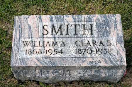SMITH, CLARA B - Richland County, Ohio | CLARA B SMITH - Ohio Gravestone Photos