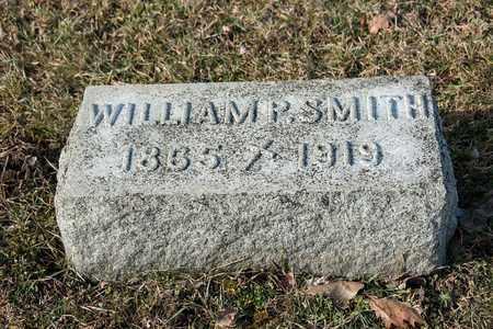 SMITH, WILLIAM P - Richland County, Ohio | WILLIAM P SMITH - Ohio Gravestone Photos